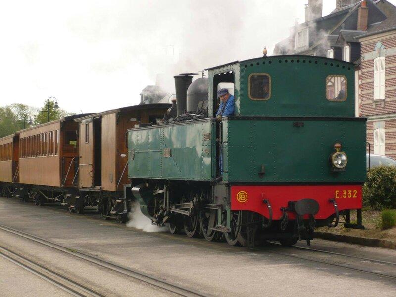 Train à vapeur 1