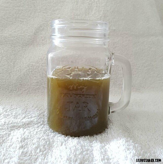 gel douche savon marseille fait maison