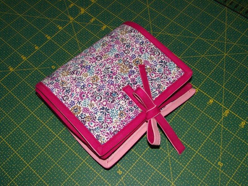 pochette crochet 1