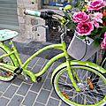 à Lille à vélo