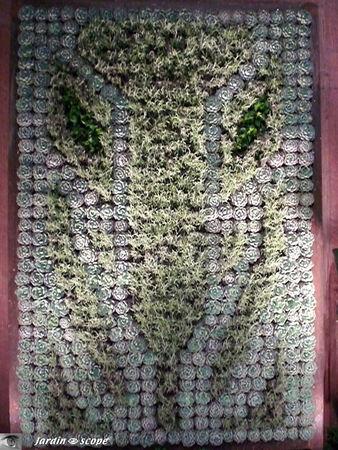 masque des fleurs