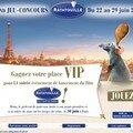 Ratatouille avant premiere mondiale paris 30 juin (blogreporter)