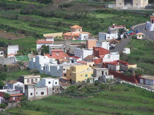 El Palmar-hameau zoomé
