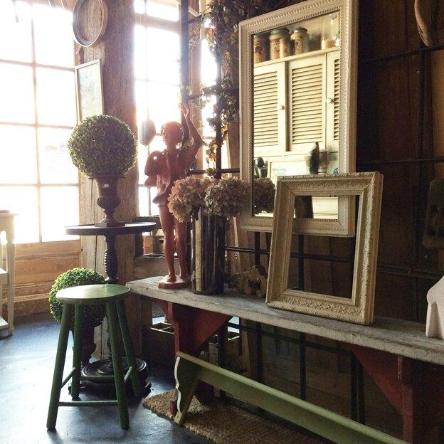 banc-tabouret-miroir