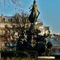 Monument parisien.