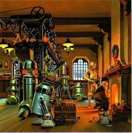 noel droides atelier