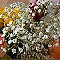 Bouquet de roses 5i
