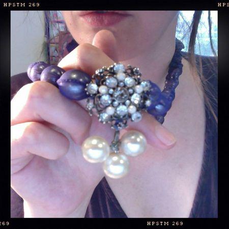 bijoux cassé