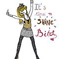 Shine shine shine!