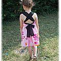 Deuxième version de la robe coppelia
