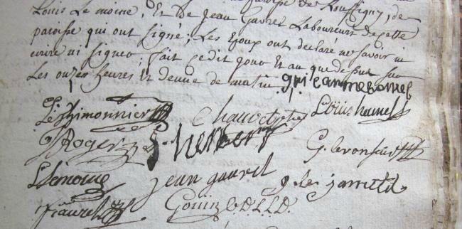 lla-signatures