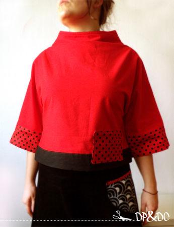 des plumes et des chas_desplumetdeschas_ creations textiles_ piece unique_couture