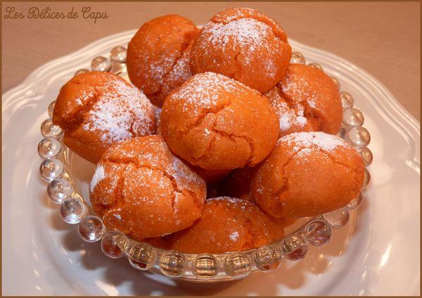Amarettis à l'orange2