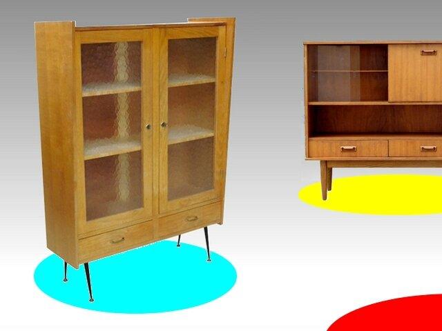 armoire bibliotheque vintage (15)