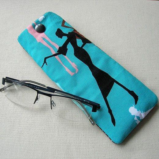 Clocréations-étui lunettes silhouette3