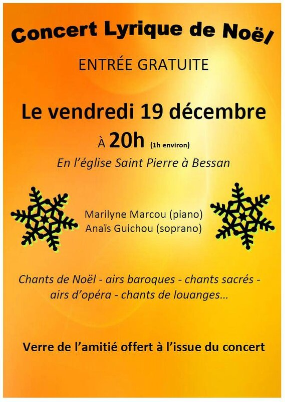 concert lyrique de noël