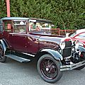 FORD Model AF Sedan 1928 Hambach (1)