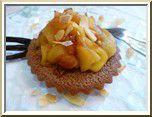 0069s - fondant praliné aux pommes caramélisées
