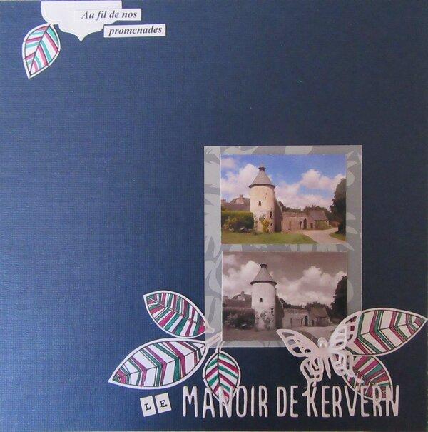 Manoir de Kervern