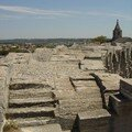 top of the arenas - Arles