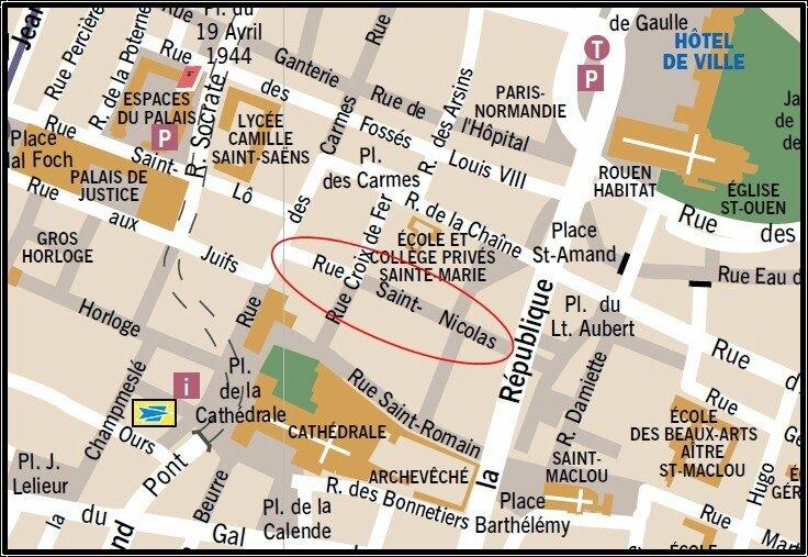 Plan St-Nicolas