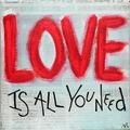 Love 2 - 20X20 cm - 90 €