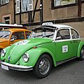 VOLKSWAGEN Coccinelle VW 1300 taxi mexicain Molsheim (1)