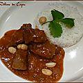 Curry de boeuf très parfumé1