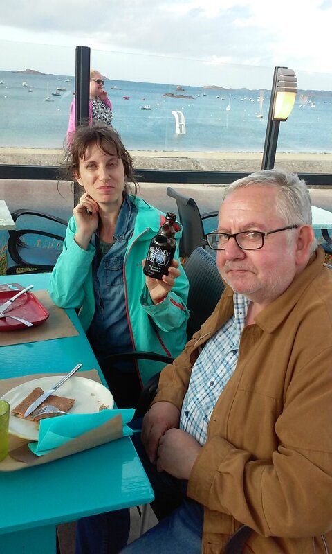 06 -Carantec - Les diablotins découvrent la bierre bretonne 01