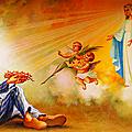 Kensakridigezh d'ar intron varia - consécration à la vierge marie