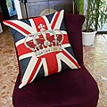 Coussin so british