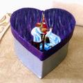 Boîte pour chocolats de noel - Nuit de Noël (2)