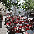 PARIS 18me ABBESSES- MONTMARTE -BERTHE