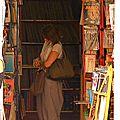 En el bazar de libros