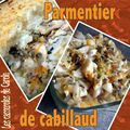 Parmentier de cabillaud