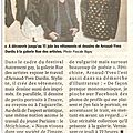 Article Arnaud-Yves Dardis / Autrement Gay 2013