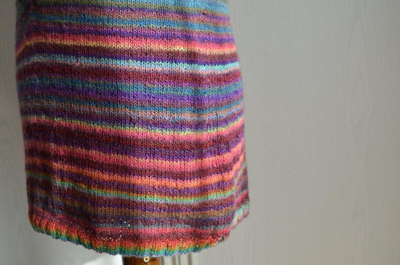 Pull Bohème -tricot-La chouette bricole (23)