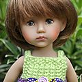 Tuto n° 79 - des petites robes pour bonéka...