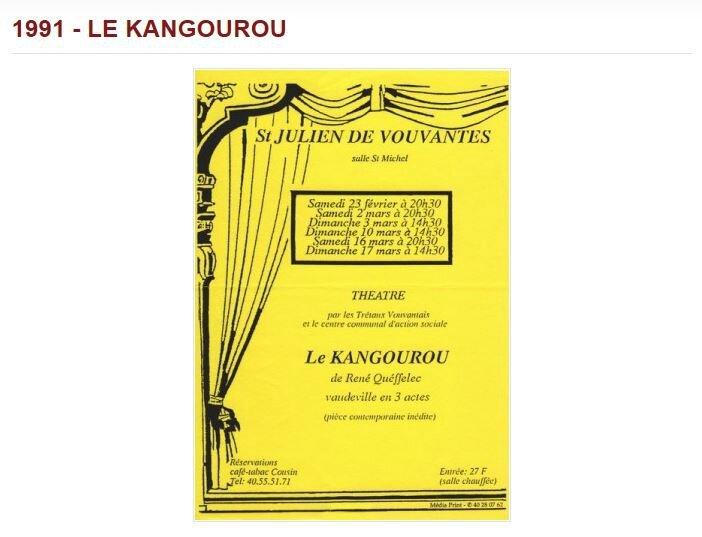 Le Kangourou 1991_1