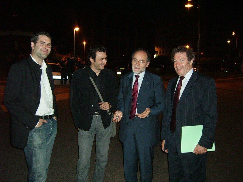 RP Franconville - Mathias, Nicolas, Gérard et François