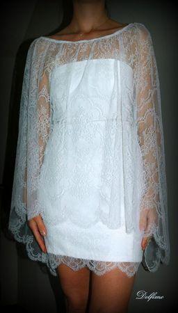 Robe Sandrine face