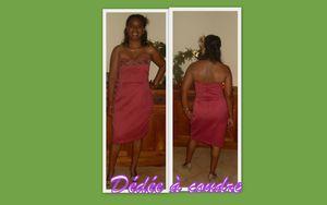 Ma robe de Noël 2012