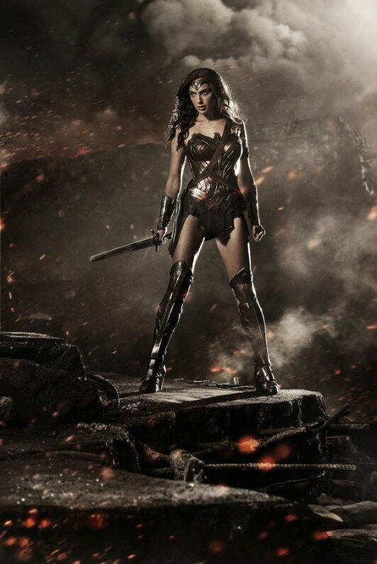 Batman V Superman ( Wonder Woman)