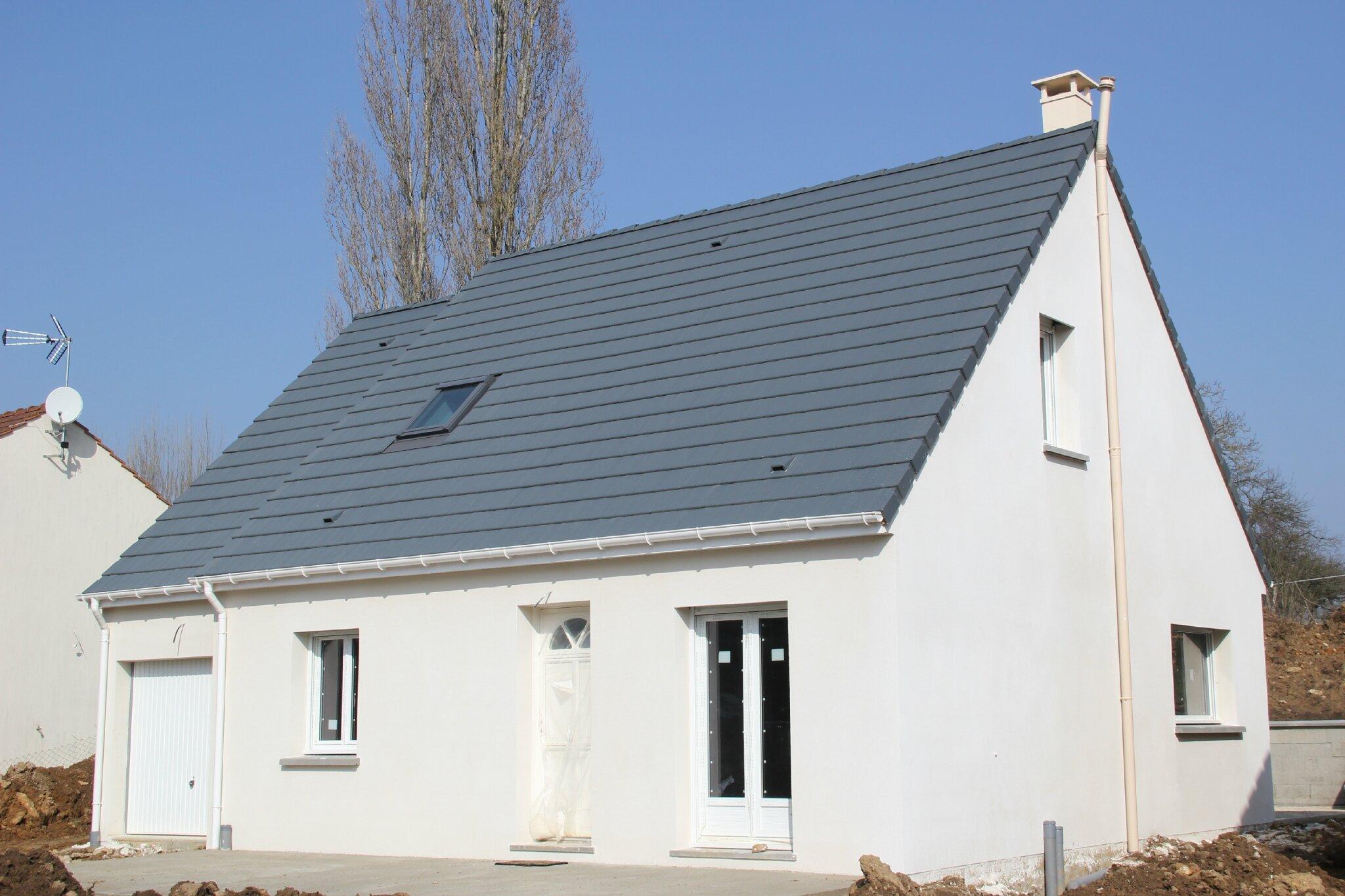 Enduit j 20 construction maison my home sweet home for Budget construction maison par poste