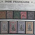 Inde francaise (1/2) - (page 425)