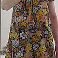 Chemise de nuit printaniere livre tuniques pour petits et grands