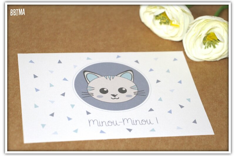 Carte chat 3