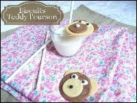 index Biscuits Teddy l'ourson