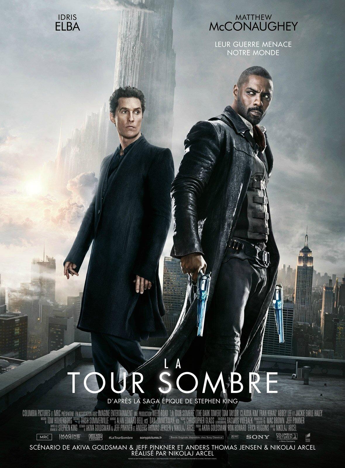 """A PROPOS DE """"LA TOUR SOMBRE"""" - Le film de Nikolaj Arcel"""