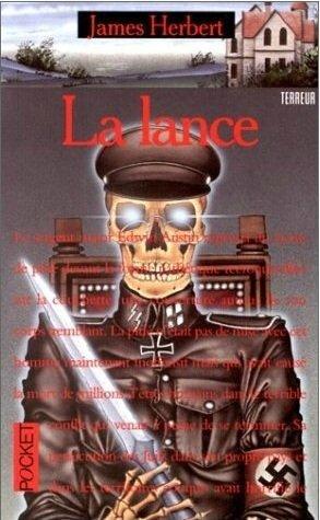 James-Herbert-La-lance